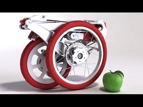 BikeIntermodal - La bicicletta tascabile