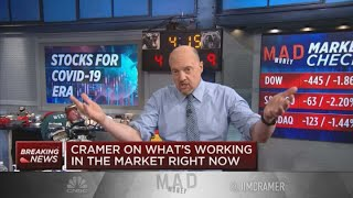 Jim Cramer: 18 Stock picks worth owning here over the S&P 500