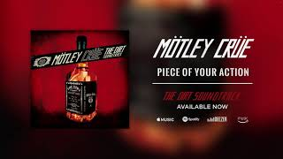 Mötley Crüe - Piece Of Your Action (Audio)