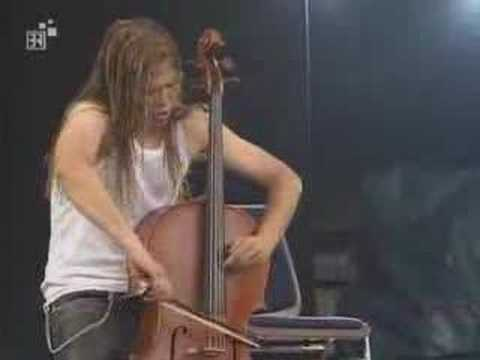 Metallica on Cello
