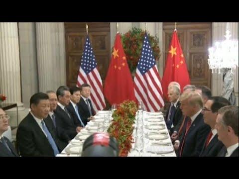 ΗΠΑ: Αναστολή ενεργοποίησης των δασμών προς την Κίνα