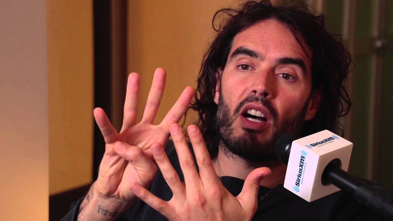 "Bob Roth Interviews Russell Brand on ""Success Without Stress"""