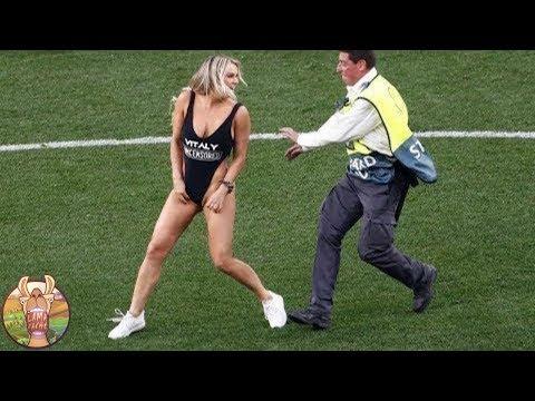 LES FOIS OÙ LES FANS DE FOOTBALL SONT ALLÉS TROP LOIN...