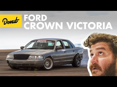 Ford Crown Victoria – Everything You Need to Know | Up to Speed