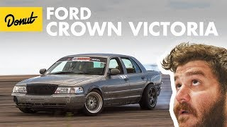 Ford Crown Victoria - Everything You Need to Know | Up to Speed