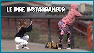 Le pire instagrameur du monde - Prank - Les Inachevés