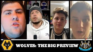 Wolves vs Newcastle   The big preview