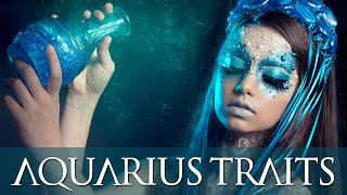 Aquarius Personality Traits (Aquarius Traits And Characteristics)