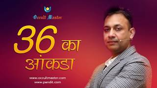 Secret of Numerology Name Number 36 by Rahul Kaushl