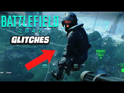 Battlefield 2042 – Bugs & Glitches From The Beta So Far