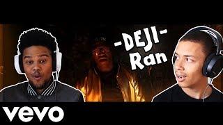 Deji - RAN (Official Music Video)||REACTION