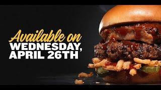 Carl's Jr/Hardee's Baby Back Rib Burger Review
