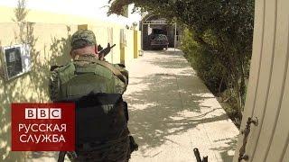 В поисках боевиков - облавы в восточном Мосуле