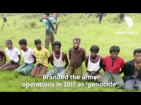 Myanmar's Rohingya still at 'risk of genocide': UN