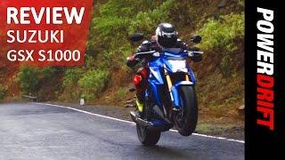 2015 Suzuki GSX-S1000 | Review | PowerDrift