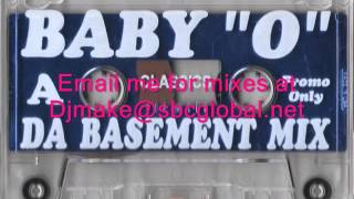 Da Basement Mix - Dj Baby O  Chicago House Classics Mix Wbmx Wcrx Wgci Hot Mix 5