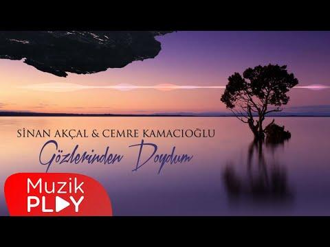Sinan Akçal & Cemre Kamacıoğlu - Gözlerinden Doydum (Official Lyric Video) Sözleri