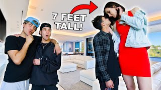 MY FAMILY MEETS MY NEW GIRLFRIEND!