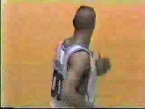 Video: 1993-94 UNC Basketball Highlights
