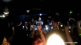 "Trey Songz + Chipmunk perform ""Take Off"""