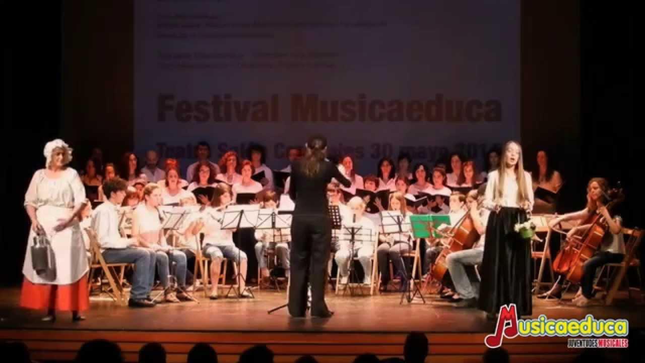 Who will buy (Oliver) - Orquesta y Coro Musicaeduca - Juventudes Musicales