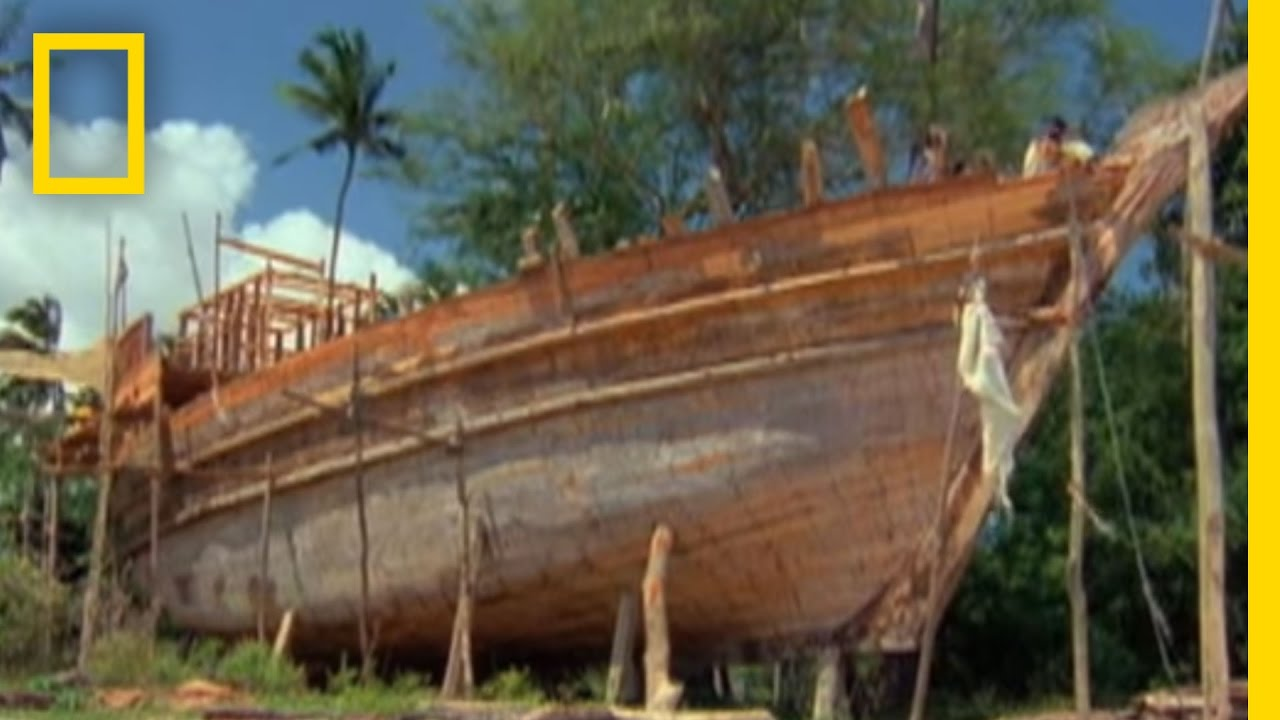 Ship Made without Nails is Mighty | National Geographic thumbnail