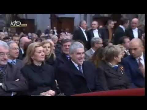 Messe de l'Épiphanie à Rome