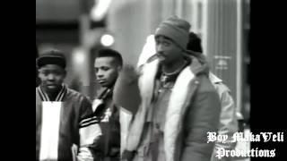 2Pac - Brenda's got a baby [HD] [Original Video]