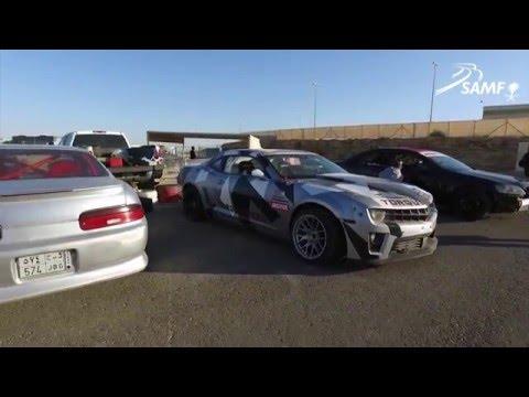 Saudi Race Festival 6 Round 5 2015 - 2016 Drift - Pro