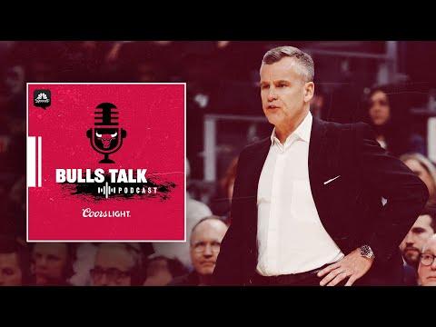 The Chicago Bulls hire Billy Donovan as their new  head coach | Bulls Talk Podcast
