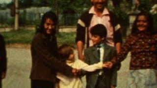 Gypsies - rómovia odchádzajú do Čiech rok 1987
