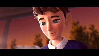 Animation Too good at goodbyes -Sam Smith (Official Video)
