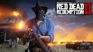 Red Dead Redemption 2 - NEW INFO! Gameplay Previews Teased, Dead Eye Ability, Seasons & More!