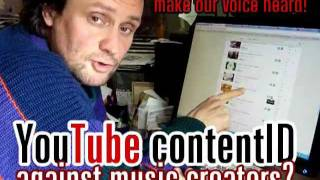 Does YouTube Content ID aid copyright law break by Go Digital, AdRev, others?