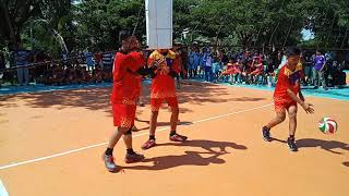 preview picture of video 'Volly Ball Putra Smanem lutra vs sman 7 Lutra'