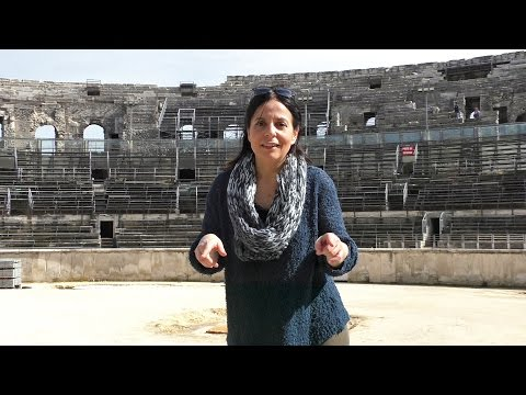 Nimes, Avignon y Aix en Provence / FRANC