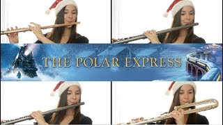 """Believe"" by Josh Groban - The Polar Express on Flute + Sheet Music!"