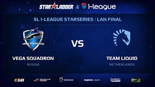Vega vs Liquid, StarSeries 13 LAN-Final, Day 1
