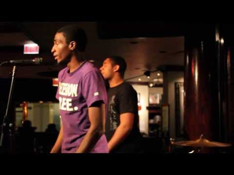 "@Blackandbroke ""Dance"" live at Hard Rock Cafe Cleveland 3/8/2013"