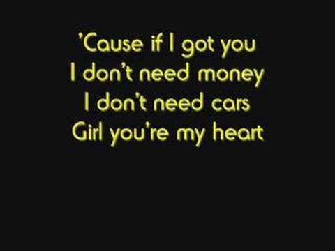 With You Instrumental by Chris Brown (w/ lyrics)