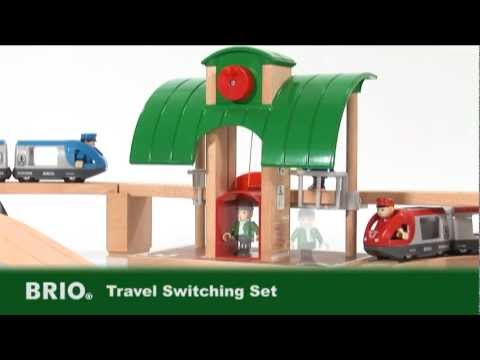 Brio Passenger train set