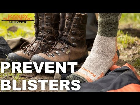 How To Prevent Blisters While Hiking (Boots and Socks)