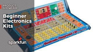 Product Showcase: Beginner Electronics Kits