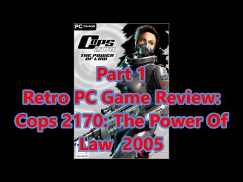 jeux pc neuf emballé Cops 2170 : The Power of Law
