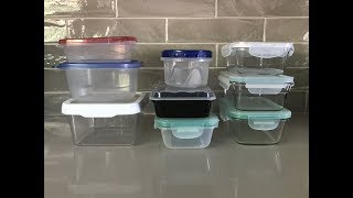 Unbaised Food container review from (9 options compared!!)