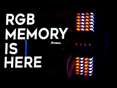 Corsair RGB DDR4 Memory Review – Cosmetics at a Cost