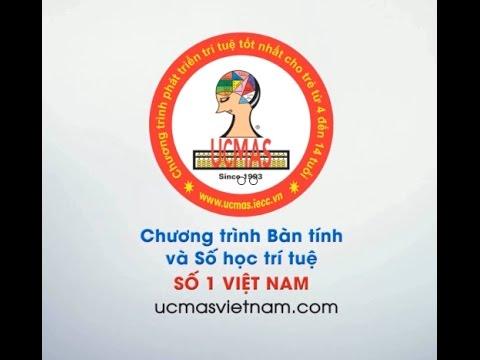 Tính nhanh thần tốc của các thần đồng UCMAS Việt Nam | Bàn tính số học trí tuệ UCMAS Việt Nam