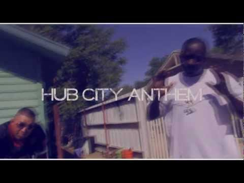 LPezy - Hub City Anthem (w/ C CoalD and Boy D) Official Video