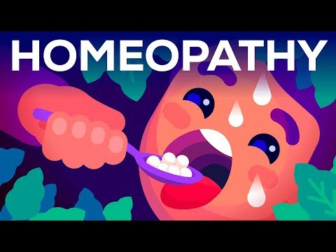 Homeopathy Explained in a Nutshell
