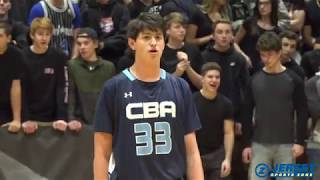 CBA - 72 Colts Neck - 69 | Shore Conference Basketball | 2018